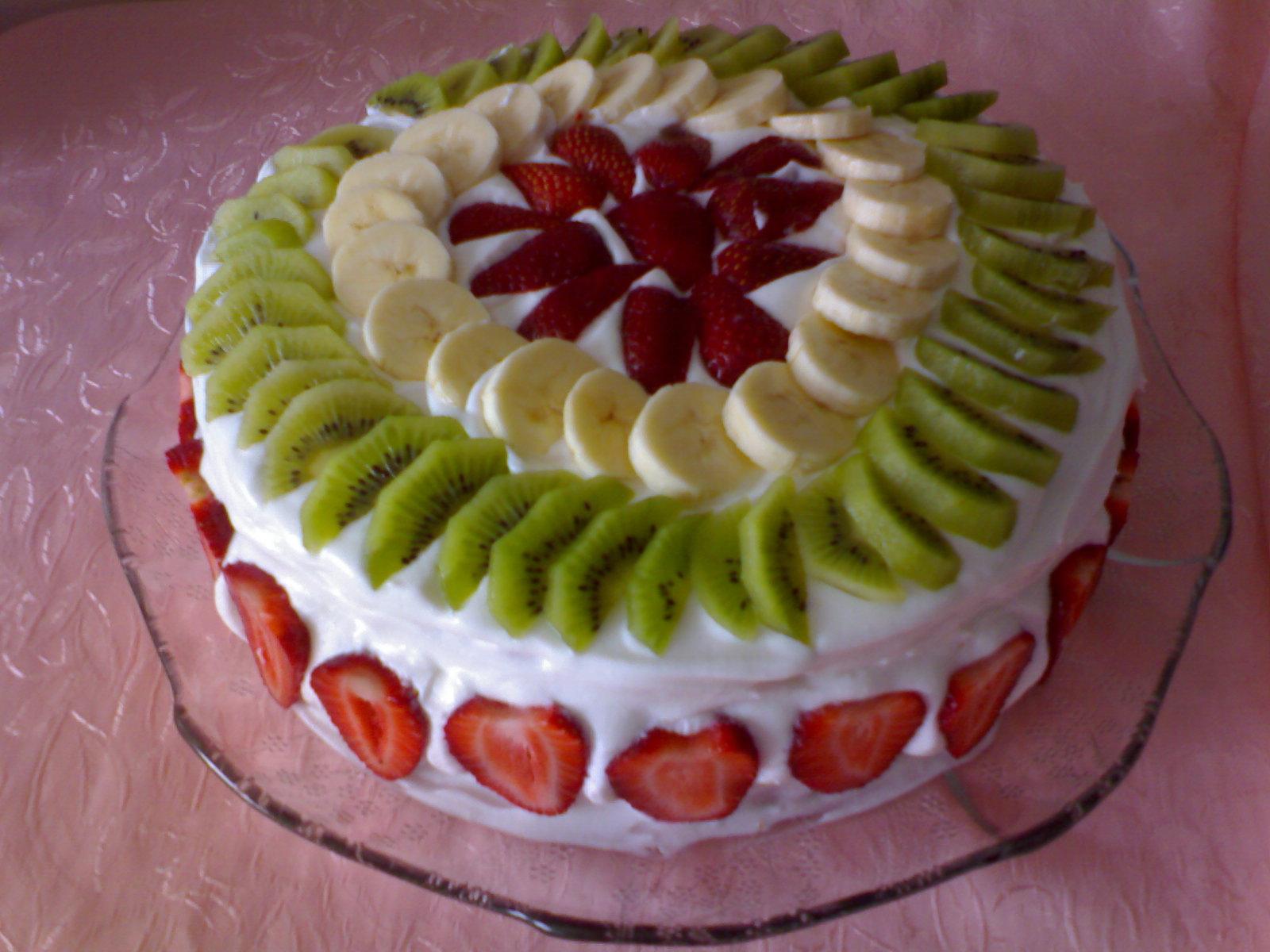 Meyveli Kek Videosu